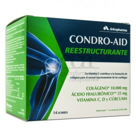 CONDRO-AID REESTRUCTURANTE 14 SOBRES