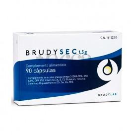 BRUDYSEC 1,5 G 90 KAPSELN