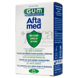 GUM AFTAMED ORAL GEL SHIELD WITH APPLICATO 10 ML