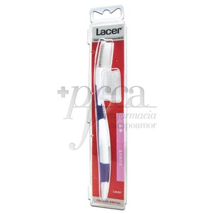 LACER CEPILLO DENTAL ADULTO SUAVE