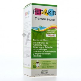 PEDIAKID TRANSITO SUAVE JARABE 125ML