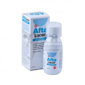 AFTA LACER MOUTHWASH 120 ML