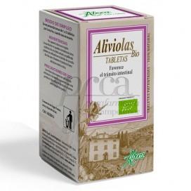 ABOCA ALIVIOLAS BIO 45 TABLETS