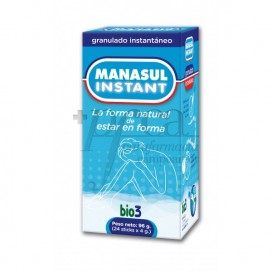 MANASUL INSTANT 24 STICKS DE 4G