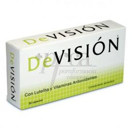 DE VISION 30 CÁPSULAS