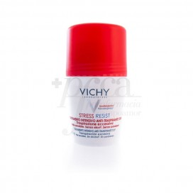VICHY ANTITRANSPIRANTE STRESS RESIST 72H ROLL ON 50 ML