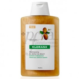 KLORANE CHAMPU DATIL DEL DESIERTO 200ML