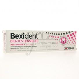 BEXIDENT SENSITIVE TEETH TOOTH PASTE 75 ML