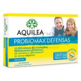 AQUILEA PROBIOMAX DEFENSAS 10 CAPS