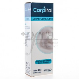 CORPITOL MILCH 40 G