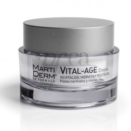 MARTIDERM VITAL AGE NORMAL TO COMBINATION SKIN CREAM 50 ML