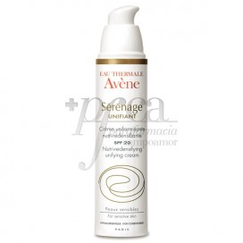 AVENE SERENAGE UNIFIAN CREMA SPF20 40ML