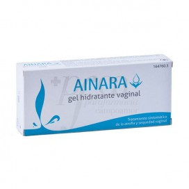 AINARA  MOISTURIZING VAGINAL GEL 30 G