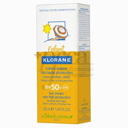 KLORANE CR SOLAR HIDR 50 +