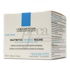 LA ROCHE POSAY NUTRITIC INTENSE CREMA RICA 50ML