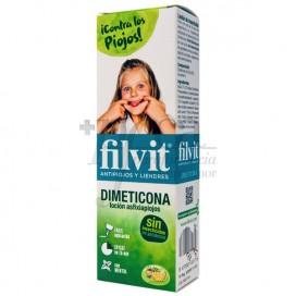 FILVIT ANTI-PIOLHOS DIMETICONA 125 ML