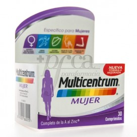 MULTICENTRUM WOMAN 30 TABLETS
