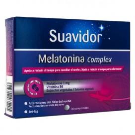 SUAVIDOR MELATONINA COMPLEX 30 COMPS