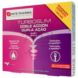 TURBOSLIM DOPPELAKTION 56 TABLETTEN