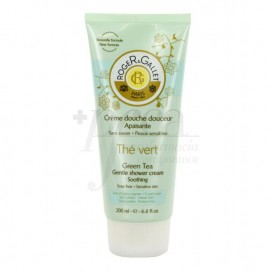 ROGER GALLET GREEN TEA SHOWER GEL