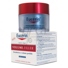 EUCERIN VOLUME-FILLER NACHT CREME ALLE HAUTTYPEN 50ML