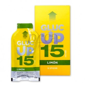 GLUC UP 15 FAES FARMA SABOR LIMON  5 STI