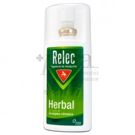 RELEC HERBAL SPRAY REPELENTE 75ML