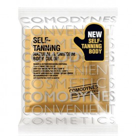 COMODYNES SELF-TANNING NATURAL AND UNIFORM 3 UNITS