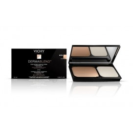 DERMABLEND FONDO MAQUILLAJE COMPACT 16 H 25 NUDE