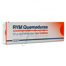 RYM BURNS 25 G