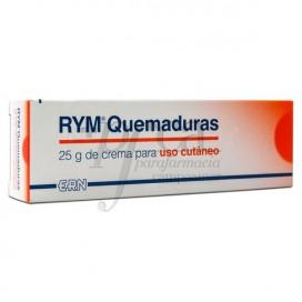 RYM QUEMADURAS 25 GR