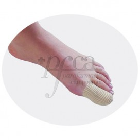 TOE CAP WITH GEL SIZE L