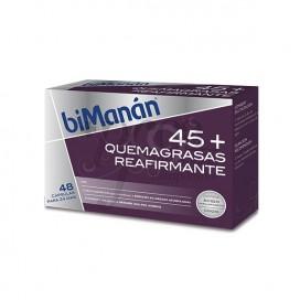 BIMANAN 45  QUEMAGRASAS REAFIRMANTE 48 CAPS