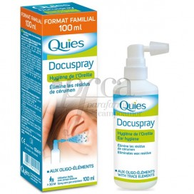 QUIES DOCUSPRAY SPRAY AURICULAR 100 ML