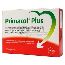 PRIMACOL PLUS 30 CÁPSULAS