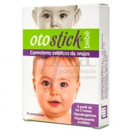 OTOSTICK BEBE CORRECTOR OREJAS 8 UDS