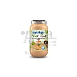 NUTRIBEN ECO FRANGO COM VERDURAS SELETAS 250 G