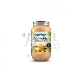 NUTRIBEN ECO MACEDONIA DE FRUTAS SELETAS 250 G
