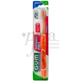 GUM TECHNIQUE ADULT TOOTHBRUSH 528