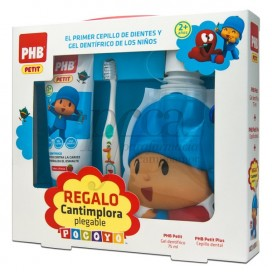 PHB PETIT POCOYO GEL + BRUSH + GIFT PROMO