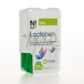 NS LACTOBEN 50 TABLETTEN