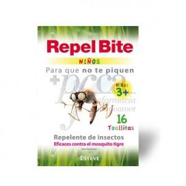 REPEL BITE CRIANÇAS 16 TOALHETES