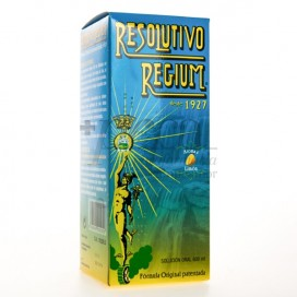 RESOLUTIVO REGIUM SOLUCION ORAL 600ML