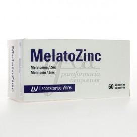 MELATOZINC 60 KAPSELN
