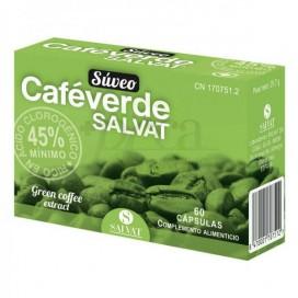 SUVEO GRÜNER KAFFEE SALVAT 60 KAPS