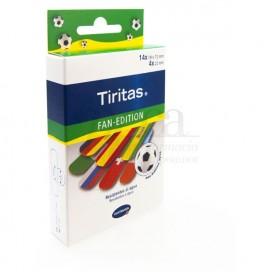 TIRITAS PLASTIC BRAZIL PFLASTER 2 GRÖSSEN 20 EINHEITEN HARTMANN