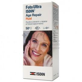 FOTO ULTRA ISDIN AGE REPAIR FLUIDO SPF50 50ML