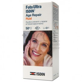 ISDIN FOTOULTRA AGE REPAIR FLUID SPF 50 50 ML