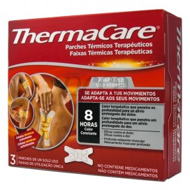 THERMACARE ADAPTABLE THERMIC PATCHES 3 UNITS