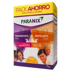 PARANIX TRATAMENTO 100ML REPELENTE 100ML PROMO